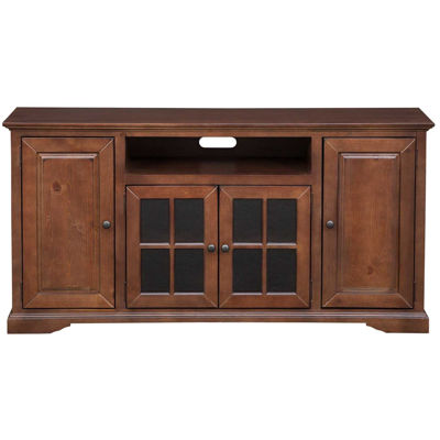 "Picture of Hamilton 64"" Console, Cherry"