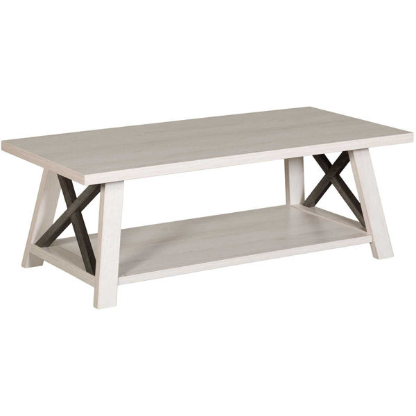 Picture of Two Tone Coffee Table