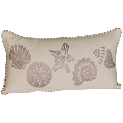 Picture of Sea Shells Pillow 11x21 Inch