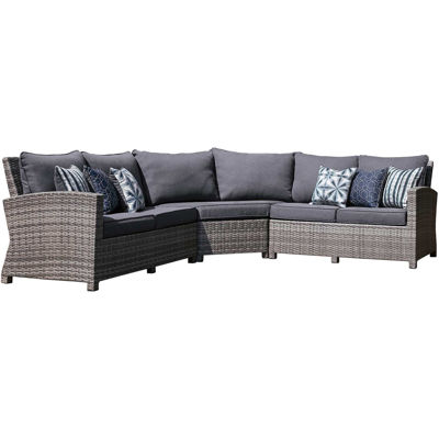 Picture of Salem Beach 3 Piece Sectional