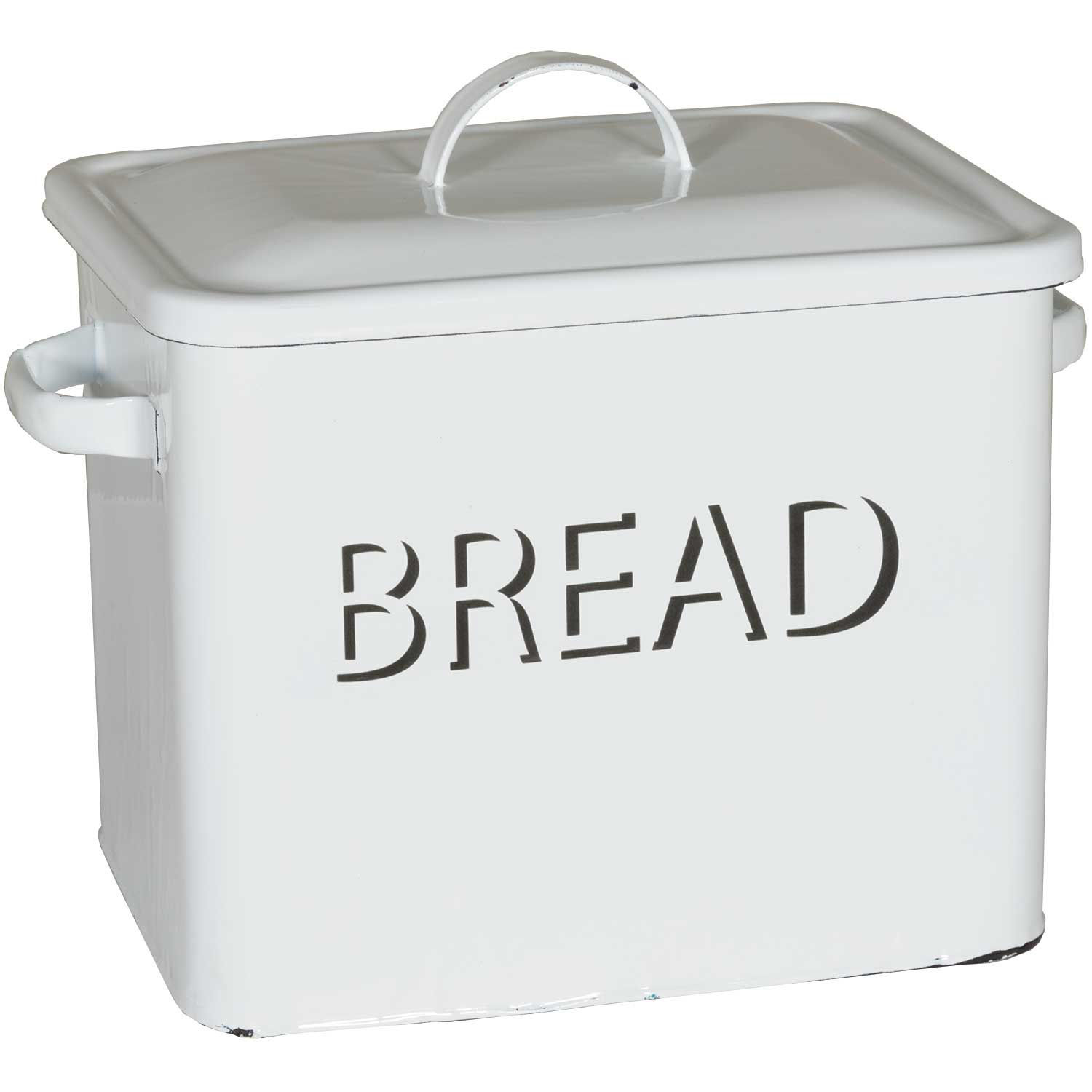 Picture of Metal Bread Box