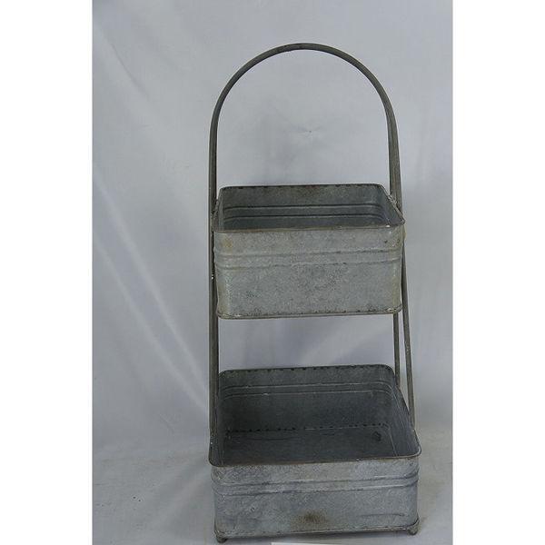 Picture of 2 Tier Metal Bucket