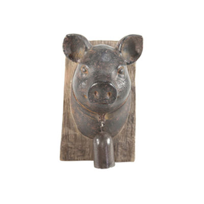 Picture of Pig Head Wall Decor