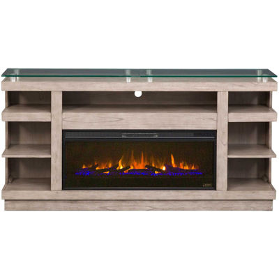 Picture of Celino 74 Inch Fireplace Console