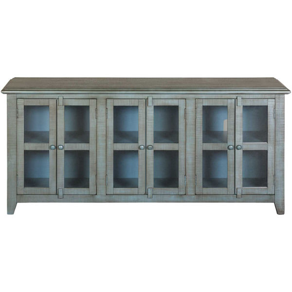 """Picture of Little Boy Blue 70"""" TV Stand"""