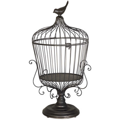 Picture of Bird Wire Centerpiece