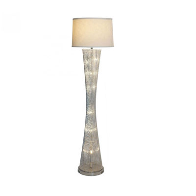 Picture of Metal Floor Lamp With LED Bulbs