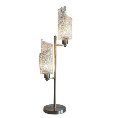 Picture of Duo Wire Cone Table Lamp