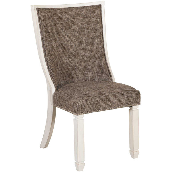 Picture of Bolanburg Upholstered Parson Chair