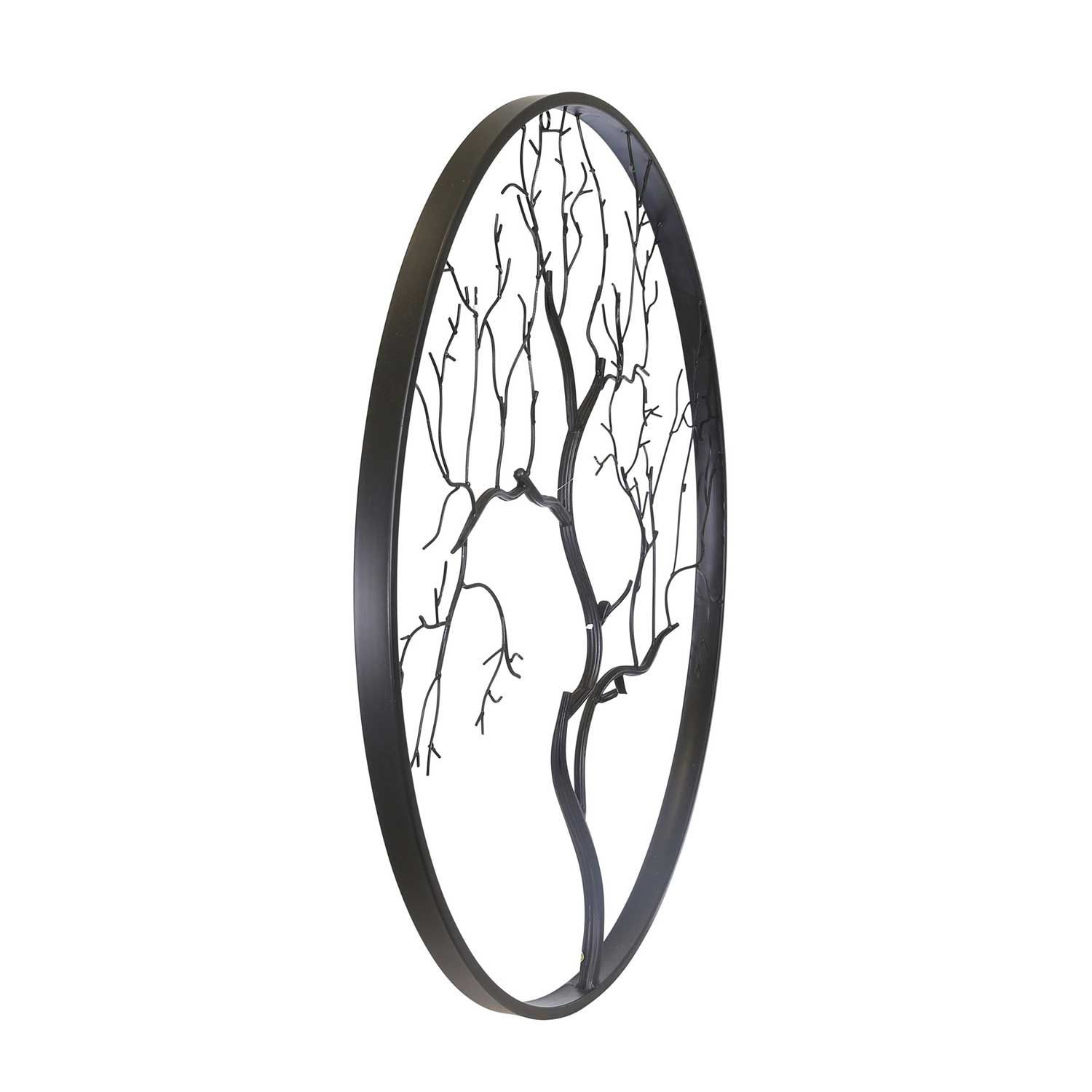Picture of Round Metal Tree Wall Decor