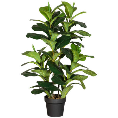 Picture of Faux Ficus Plant