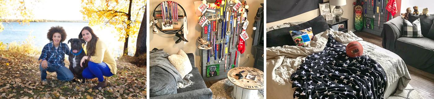 Blogger Spotlight | Dawn of Design Boy's Bedroom Refresh