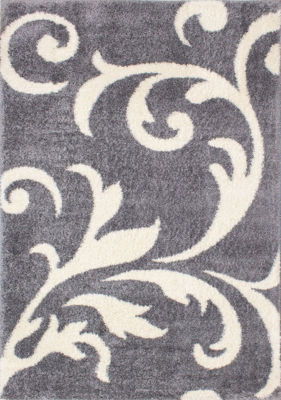 Picture of Fergus Ivory Vine 5x8 Rug
