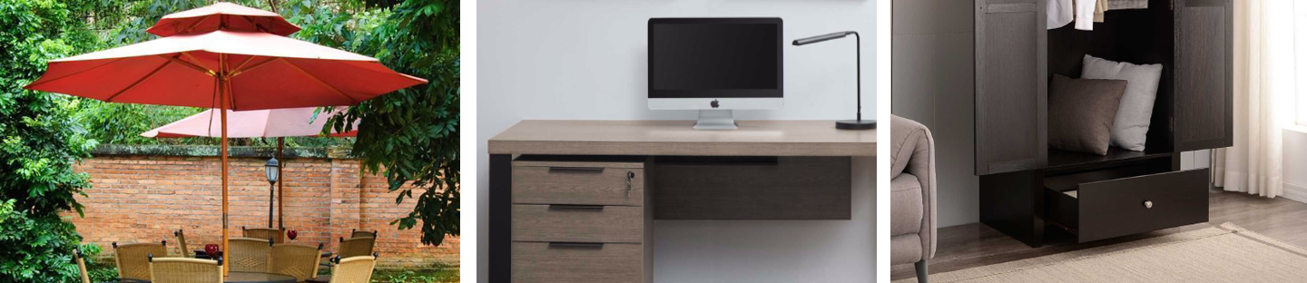 Must-Haves: Outdoor, WFH, and Storage Solutions