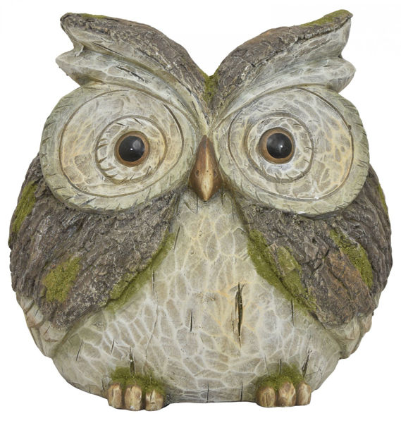 Picture of Owl Garden Planter