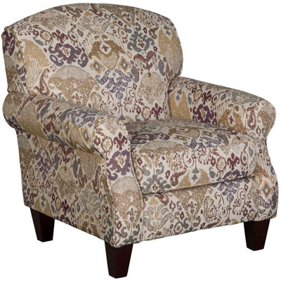 Picture of Andes Cavendish Midnight Accent Chair