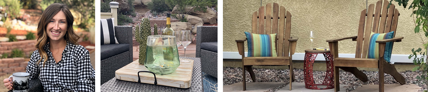 Blogger Spotlight | Jaimi Stewart Outdoor Design
