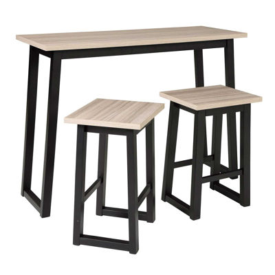 Picture of Waylowe 3 Piece Counter Height Set
