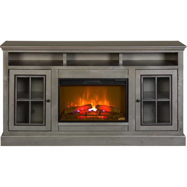 "Picture of Churchill 70"" Fireplace TV Console"