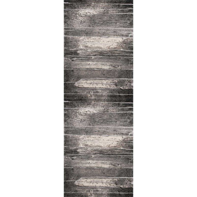 Picture of Montana Charcoal Blue Taupe 2x8 Rug