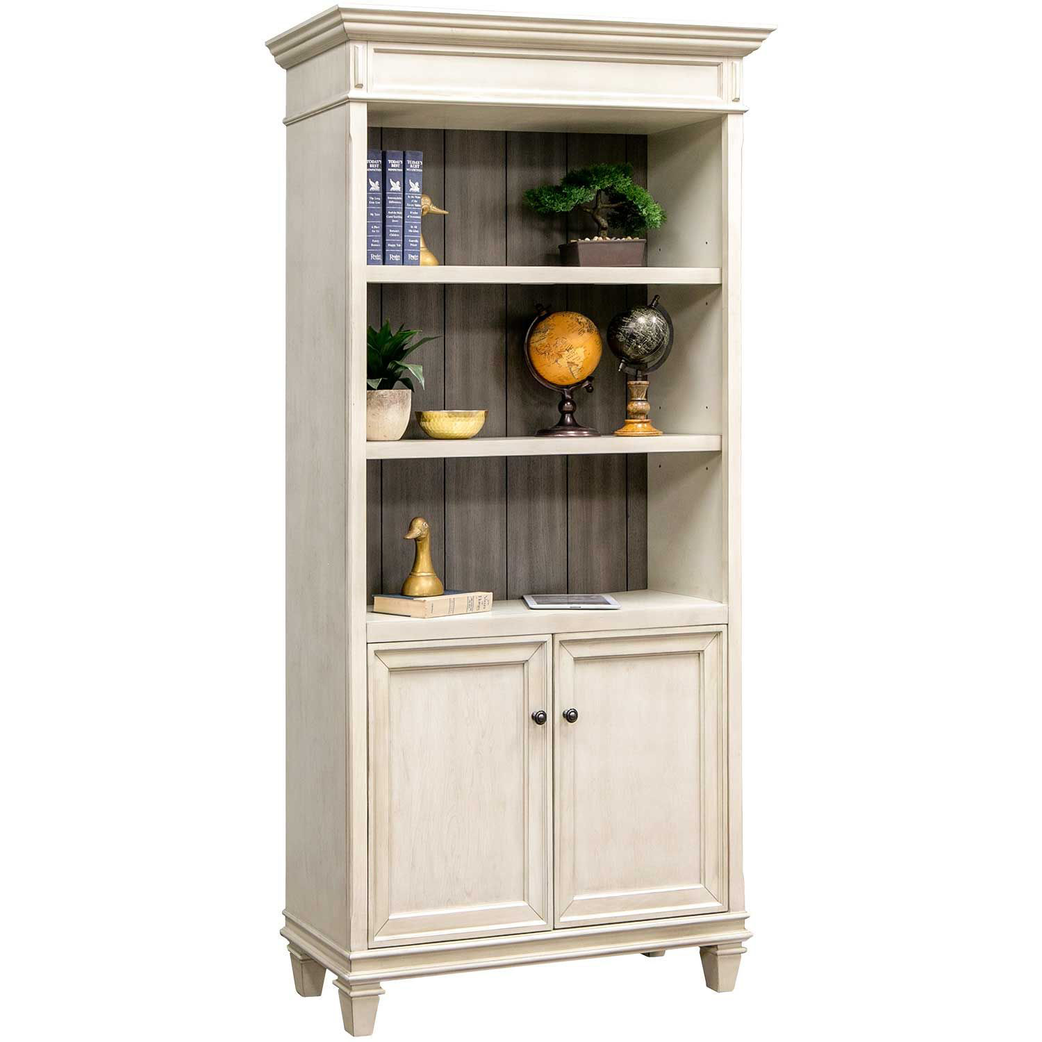 Picture of Hartford Bookcase With Lower Doors
