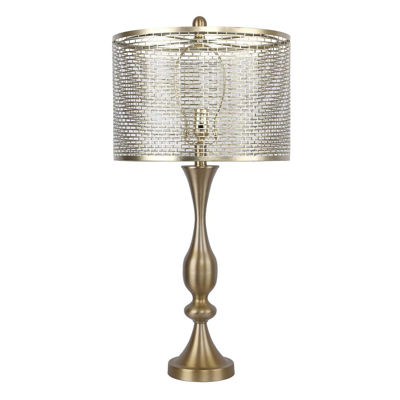 Picture of Gold Plating Metal Table Lamp