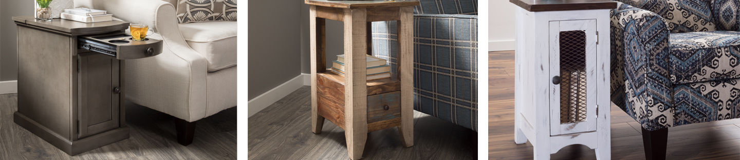 Let's Talk About Side Tables!