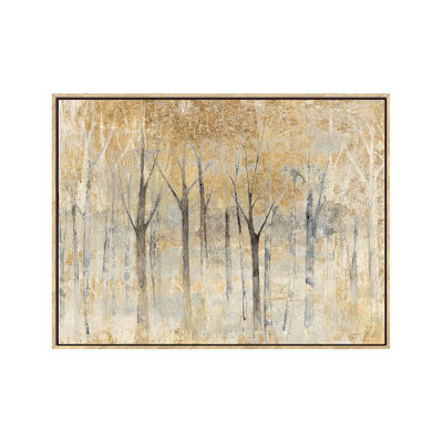 Picture of Wispy Fall Landscape Light Frame