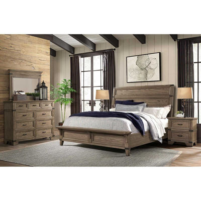 Picture of Forge 5 Piece Bedroom Set