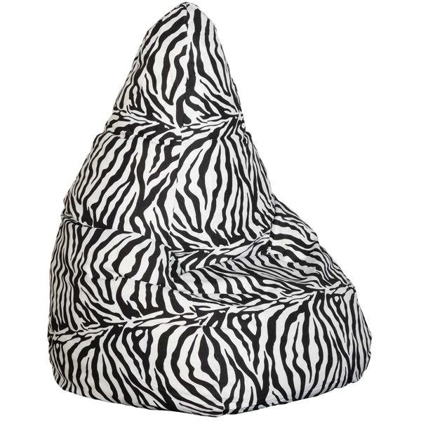 Picture of Zebra Bean Bag