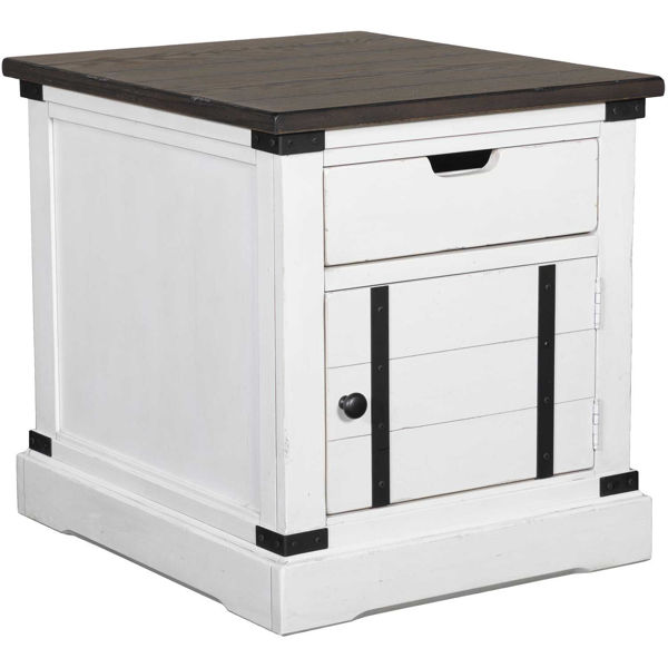 Picture of Bourbon French Country End Table