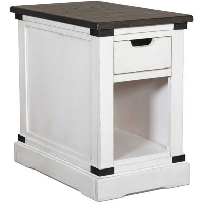 Picture of Bourbon French Country Chairside Table