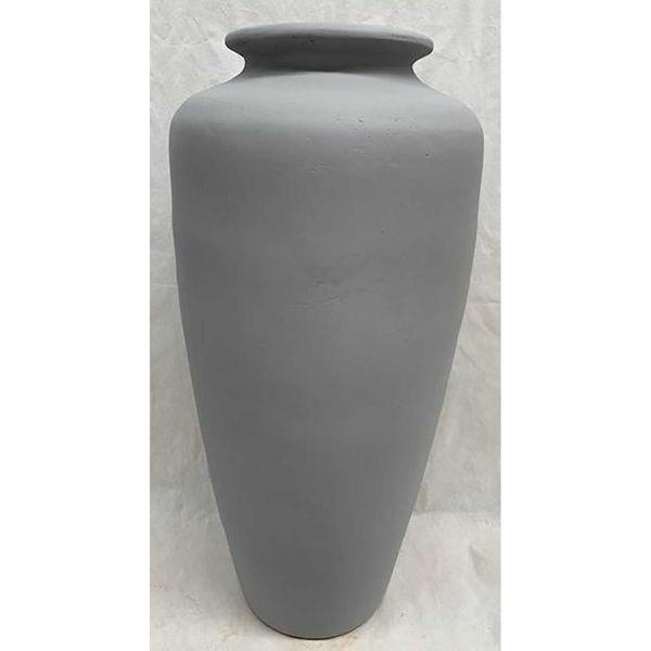 Picture of Aqua Gray Floor Vase