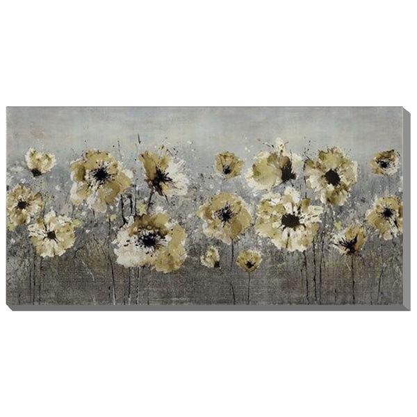 Picture of Embellished Floral Art