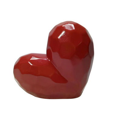 Picture of Red Heart Table Decor