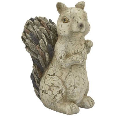Picture of SQUIRREL GARDEN SCULPTURE