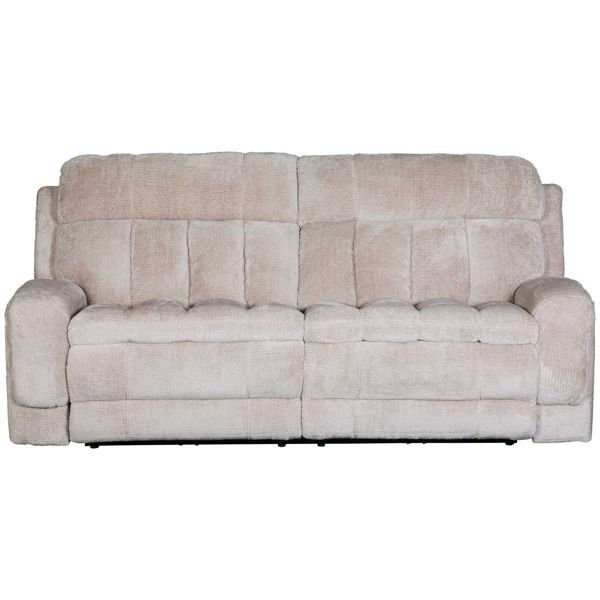 Picture of Lamber Power Reclining Sofa with Adjustable Headre
