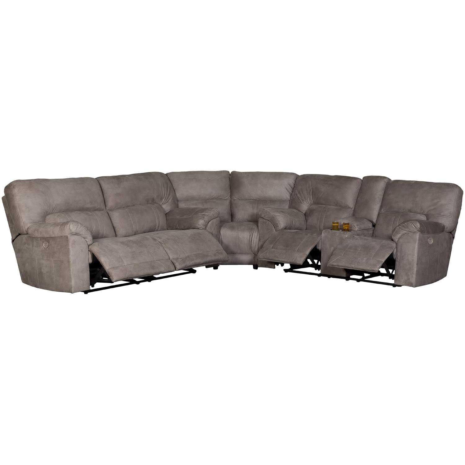 Picture of Cavalcade 3PC Power Reclining Sectional