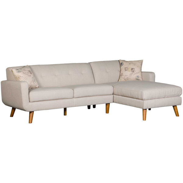 Picture of Remix Beige 2PC Sectional
