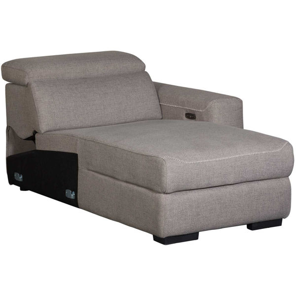 Picture of Mabton RAF Power Chaise with Adjustable Headrest