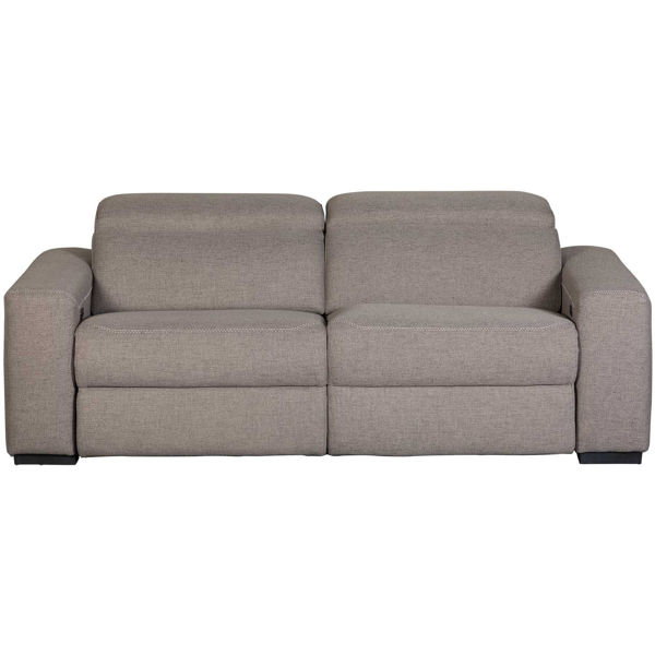 Picture of Mabton Power Reclining Loveseat with Adjustable He