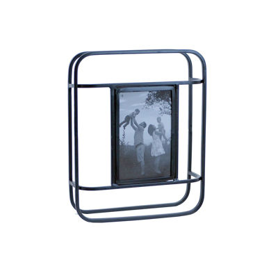 Picture of Metal Open Photo Frame