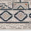 Picture of Reminisce Tiziano Grey Blue 5x7 Rug