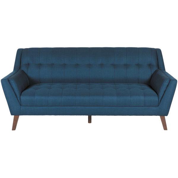Picture of Binetti Retro Navy Sofa
