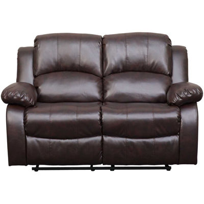 Picture of Emerson Brown Reclining Loveseat