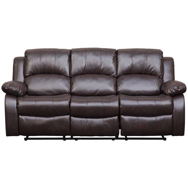 Picture of Emerson Brown Reclining Sofa