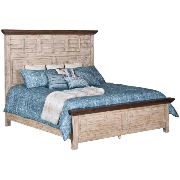 Picture of Brown Daniela Queen Bed