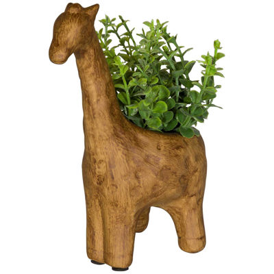 Picture of Greenery In Giraffe