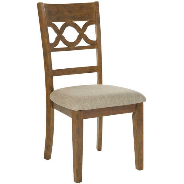 Picture of Carmona Burnt Brown Side Chair