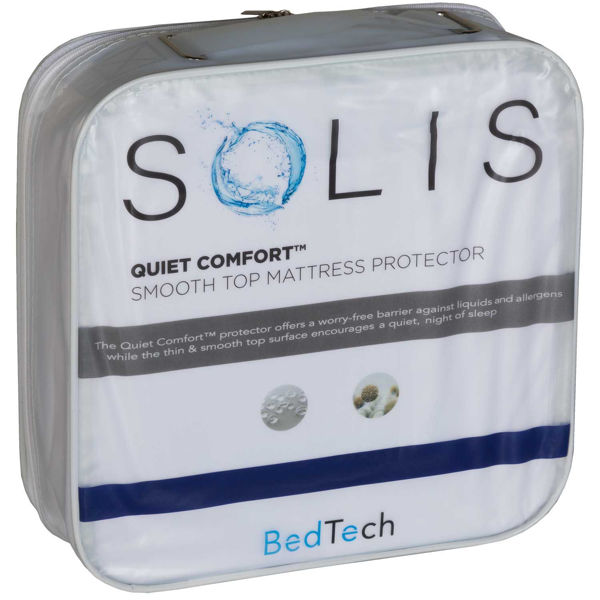 Picture of Quiet Comfort Full Mattress Protector